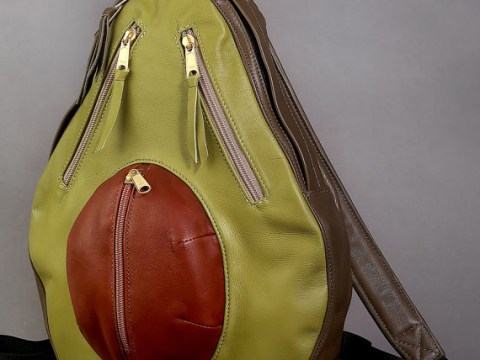 Is the time ripe for an avocado backpack? Or maybe an Oreo cookie purse?
