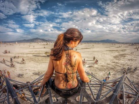 These awesome Burning Man photos are why the desert festival should be on your bucket list