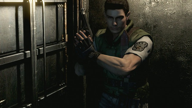 Resident Evil (PS4) - the original Chris Redfield is back
