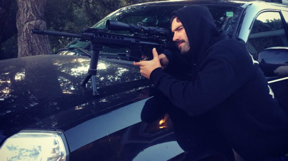 Brody Jenner criticised for posting gun photo online after Paris shooting: 'Have some respect'