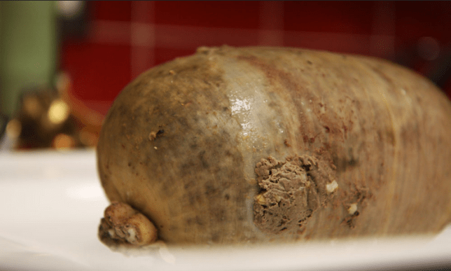 Attending a Burns Night supper? You'll get to eat this! Lucky you... (Picture: Flickr/British High Commission, Ottawa)