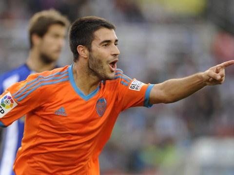 Aston Villa 'make £3.9m transfer offer for Valencia wonderkid Carles Gil'