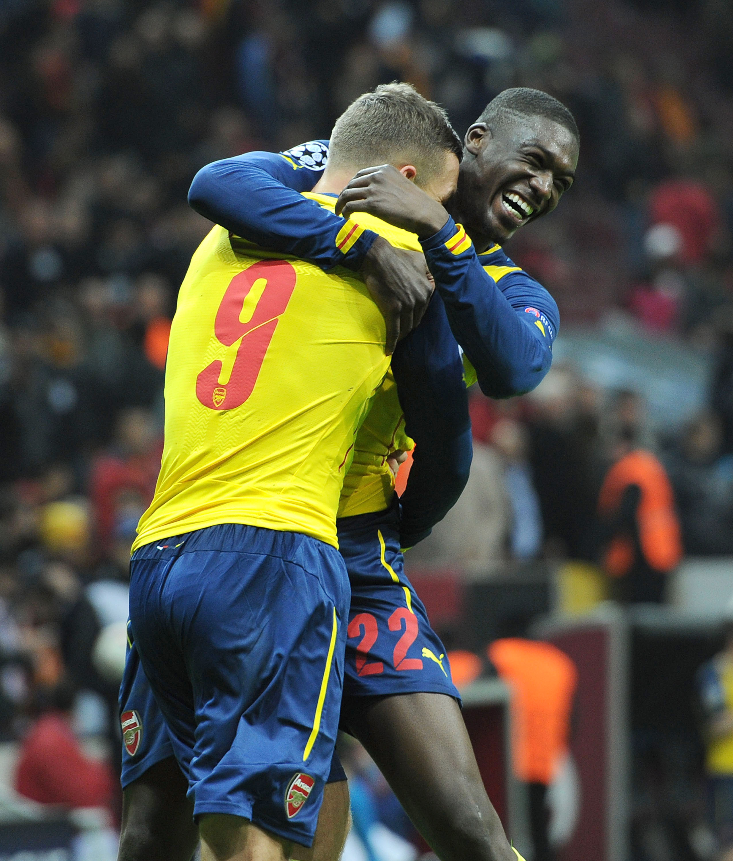Arsene Wenger confirms Lukas Podolski and Yaya Sanogo heading for Arsenal exit