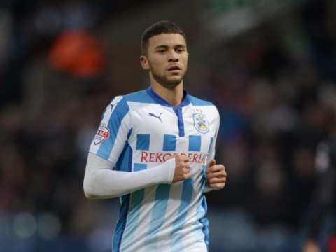 Are Burnley about to swoop for Huddersfield Town's Nahki Wells?