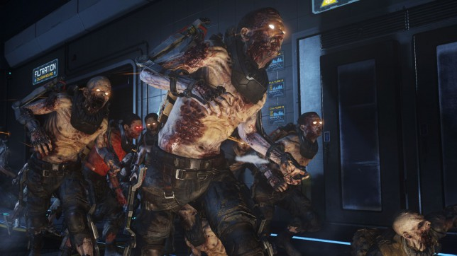 Call Of Duty Advanced Warfare Havoc Dlc Review Unleash The Exo Zombie Dogs Of War Metro News