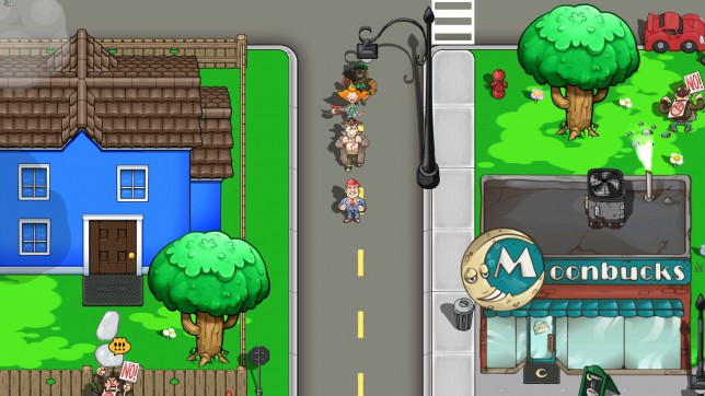 Citizens Of Earth (PC) - unfortunately not an EarthBound remake