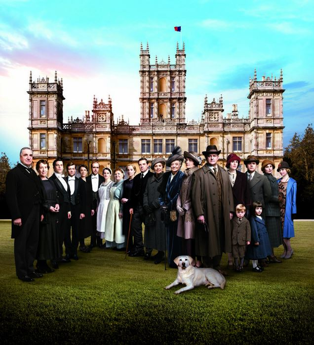 Downton Abbey 'to be axed after the sixth series in 2015 with cast members already looking for jobs in the US'