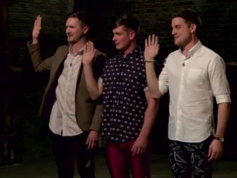 Dragons' Den proves the world just isn't ready for male leggings