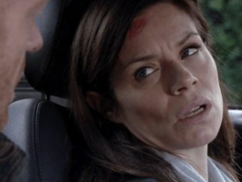 Lucy Beale's killer is still top secret but Emma Summerhayes is convinced Max Branning knows more than he's letting on…