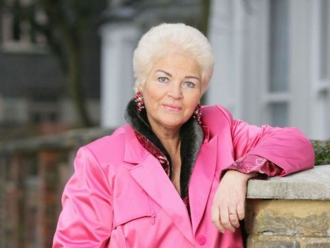 Pam St Clement reveals: I was told Pat Butcher wouldn't be killed off