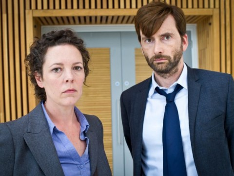 'Mumbling' David Tennant forces Broadchurch fans to switch on subtitles