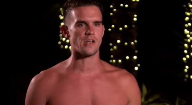Ex On The Beach Gaz Beadle (Picture: MTV)