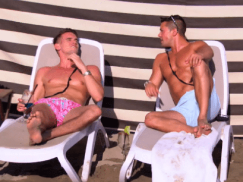 Geordie Shore's Gaz Beadle makes his Ex On The Beach debut in mega dramatic new trailer