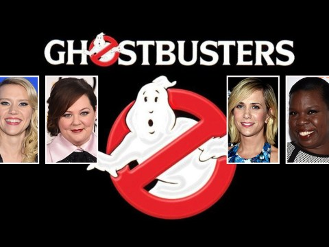 Ghostbusters 3 update: All-female cast including Melissa McCarthy chosen