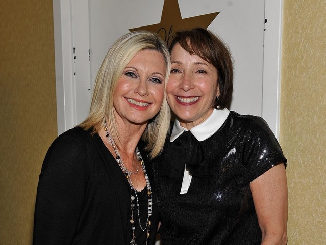Sandy and Frenchy from Grease had a fabulous reunion