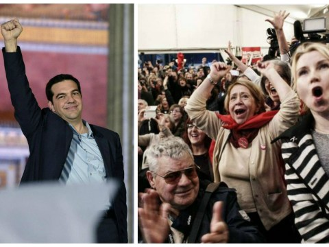 Anti-austerity Syriza party's Greek election victory could spark eurozone crisis
