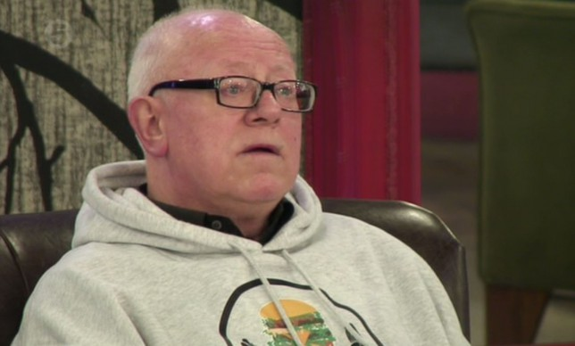 ken morley, celebrity big brother