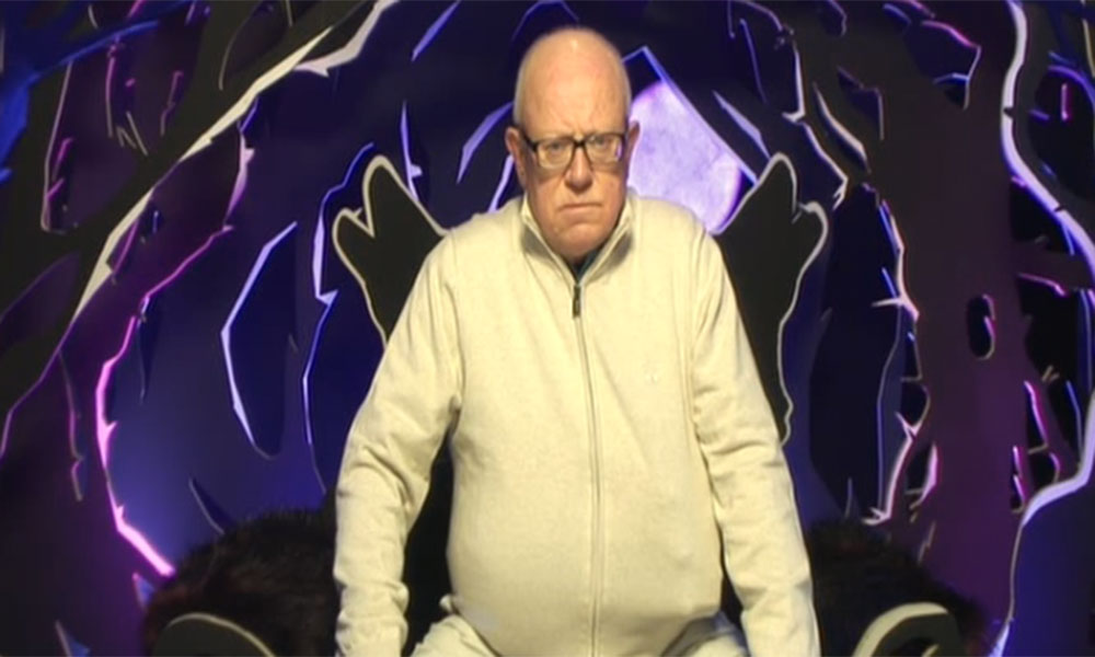Celebrity Big Brother 2015: Ken Morley given formal warning after using 'offensive language' in chat with Alexander