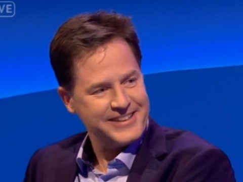 Nick Clegg proves to be a surprise hit with viewers as he appears on The Last Leg