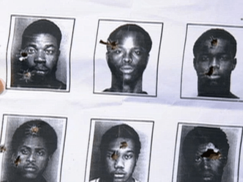 Miami Police criticised after using mugshots of black teens for target practice