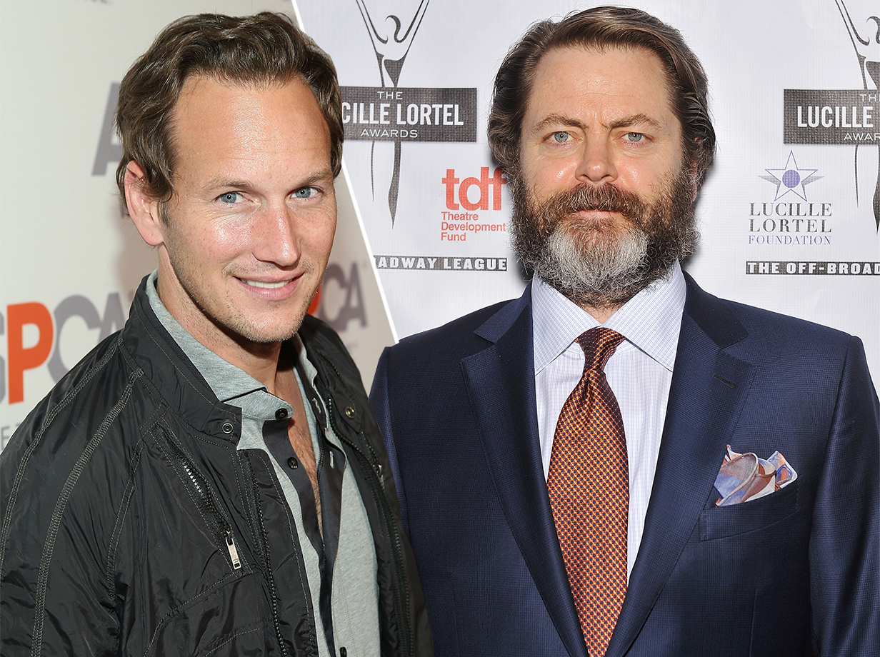 Nick Offerman and Patrick Wilson have joined the cast of Fargo season 2