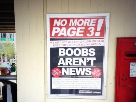 Let's celebrate the end of Page 3, but it's just the start of changing how women are featured in the media