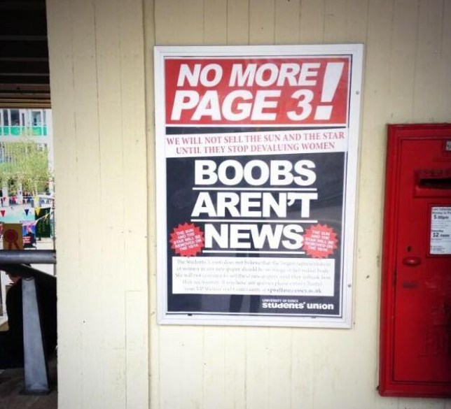 (Picture: No More Page 3)