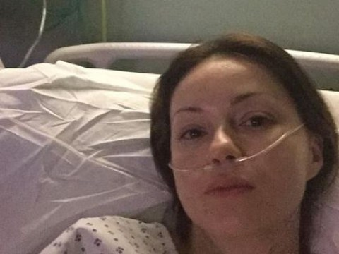 Strictly Come Dancing star Ola Jordan posts pictures from hospital bed: 'I think I'm bored'