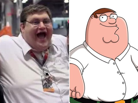 There's a Peter Griffin lookalike doing the rounds in New York – and the resemblance is astounding