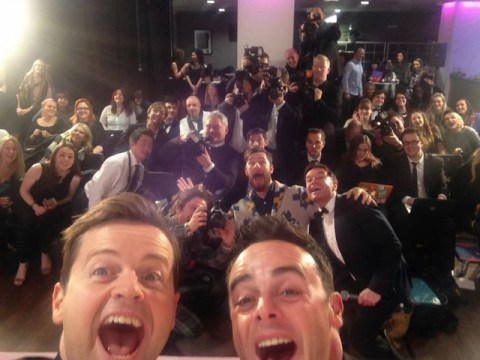 National Television Awards 2015: Ant and Dec couldn't resist another celebratory selfie