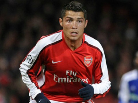 Arsenal missed out on Cristiano Ronaldo because of their move to the Emirates, says superstar's agent
