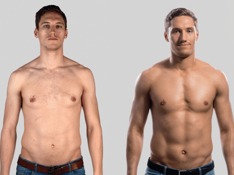 Men: Bulk up in just 10 weeks (and you don't have to ditch the curries)