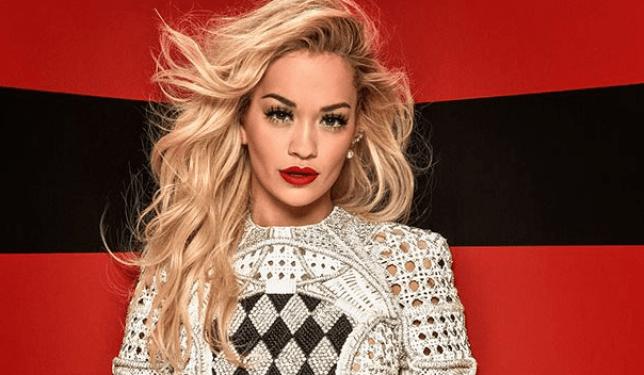Rita Ora The Voice 2015 (Picture: BBC)