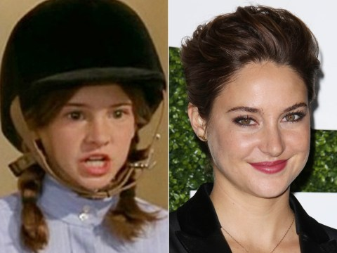 A reminder that Bafta Rising Star nominee Shailene Woodley was Kaitlin Cooper in The O.C