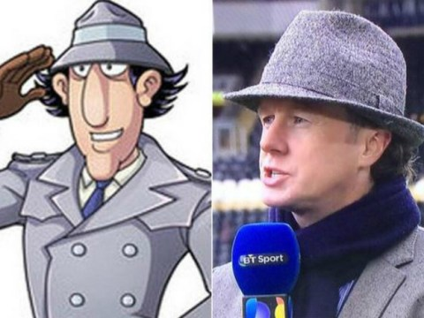 Liverpool legend Steve McManaman trolled on Twitter for 'Inspector Gadget' outfit