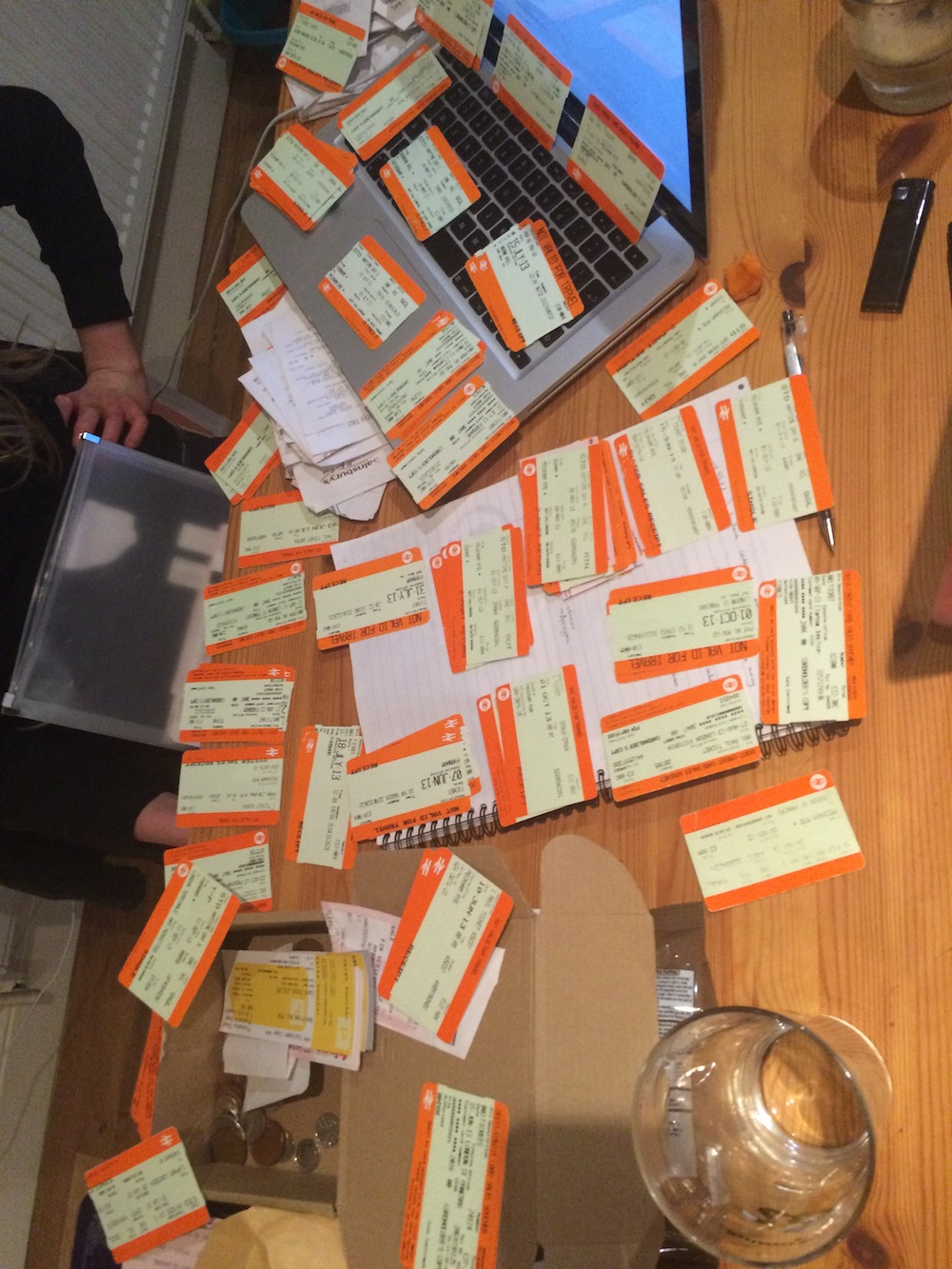 The 29 stages of filing your tax return at the last minute