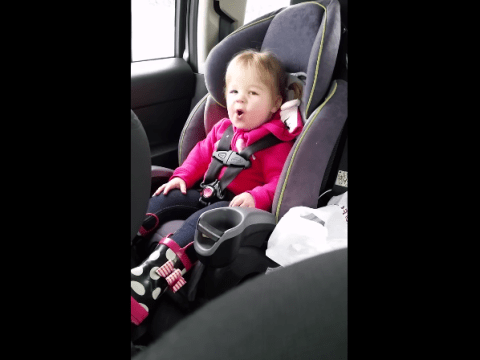 This toddler's lip-syncing to Taylor Swift is totally on point