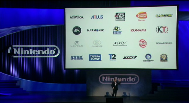 Why can Nintendo never get other people to make games for their consoles?