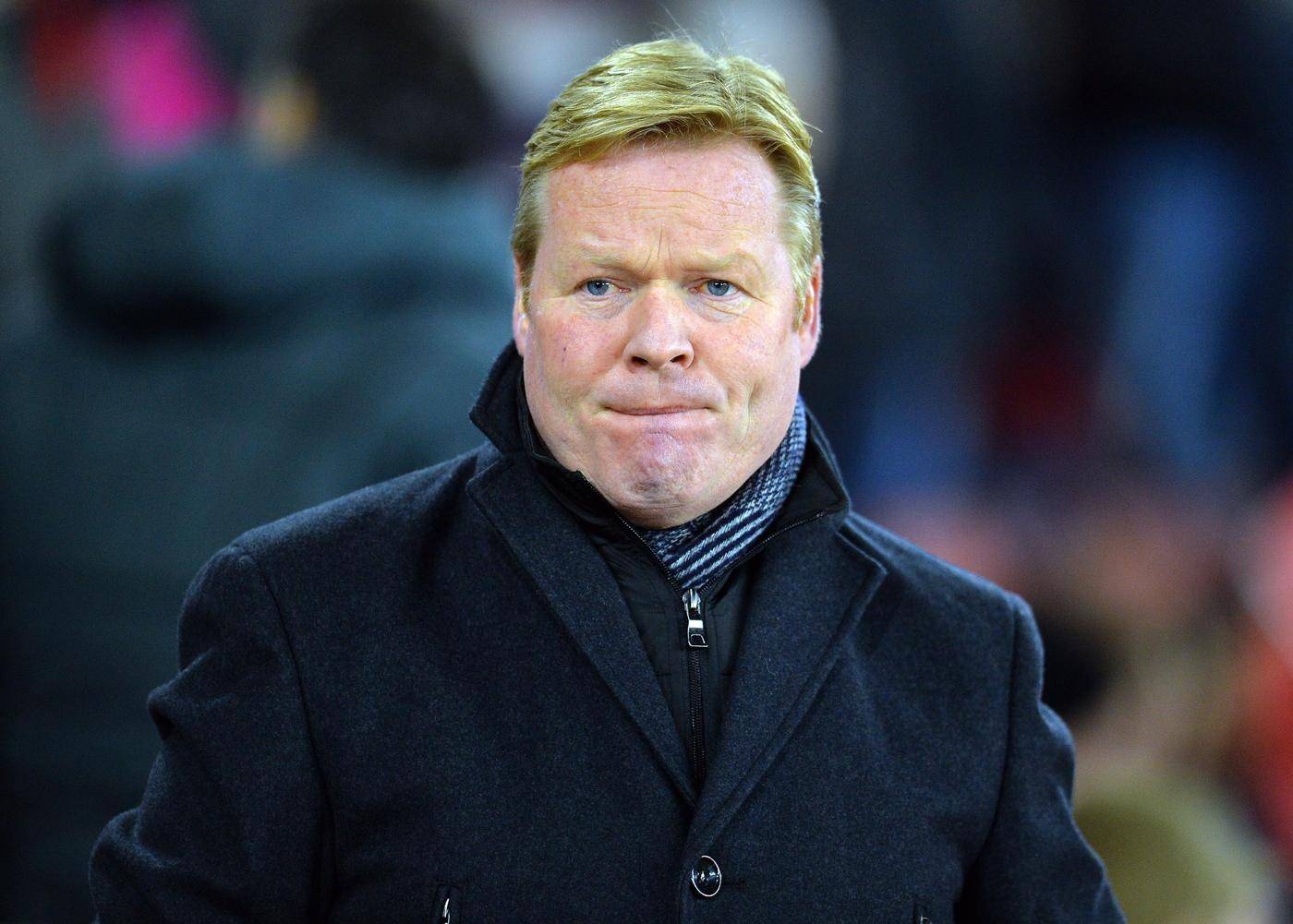 'You're the agent of Dejan Lovren and Adam Lallana?' Ronald Koeman hits back over questions on Liverpool duo ahead of Southampton match