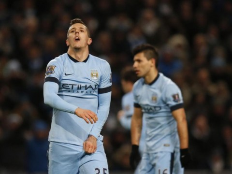 Champions League snub plunges Stevan Jovetic's Manchester City future into doubt