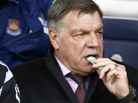 Bookies slash odds on Sam Allardyce leaving West Ham amid David Moyes and Slaven Bilic speculation