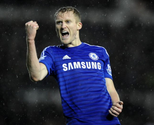Chelsea flop Andre Schurrle arrives in Wolfsburg to agree £49.6 million move