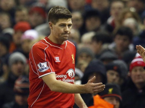 Why Steven Gerrard's injury is good news for Liverpool