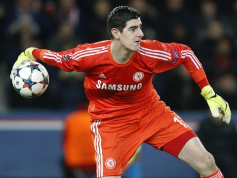 Chelsea are lucky to have two of the world's best goalkeepers in Thibaut Courtois and Petr Cech