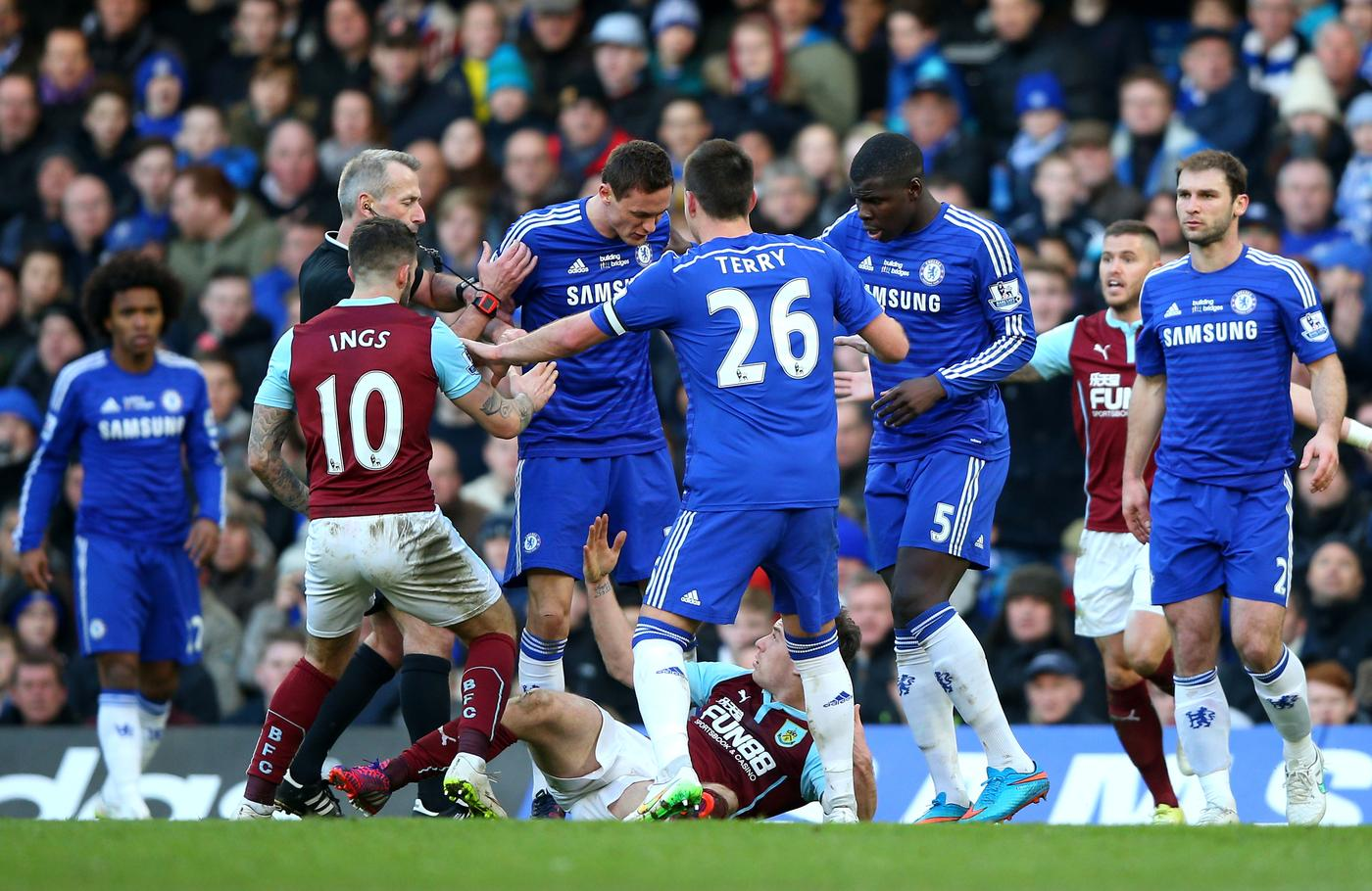 Why Chelsea are right to voice their displeasure over backwards FA following Nemanja Matic decision