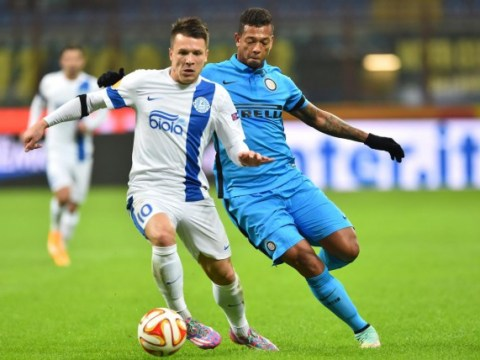 Liverpool and Tottenham Hotspur set for deadline-day Yehven Konoplyanka battle as winger rejects Roma