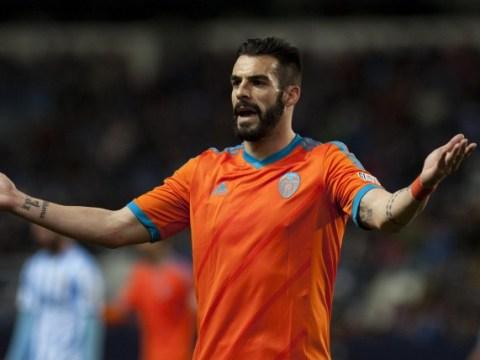 On-loan striker Alvaro Negredo drops hint about his Manchester City future
