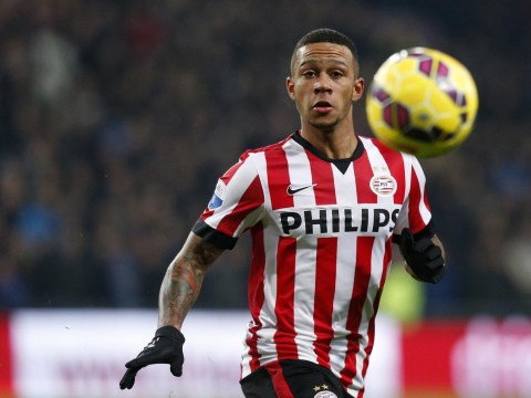 Manchester United transfer target Memphis Depay set to leave PSV Eindhoven at the end of the season