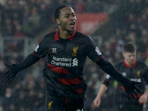 Raheem Sterling hints new Liverpool contract close to being signed