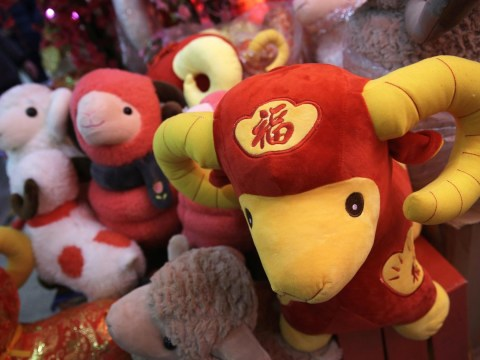 Chinese New Year 2015: Find out what Year of the Goat (or Sheep or Ram) is all about